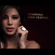 Aida Yespica per Cloe Gioielli